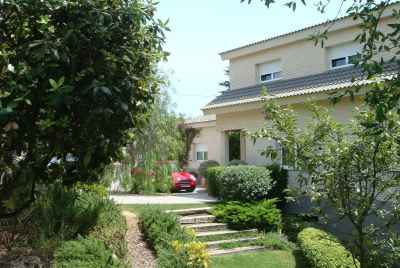 House near golf course with sea views on Maresme Coast